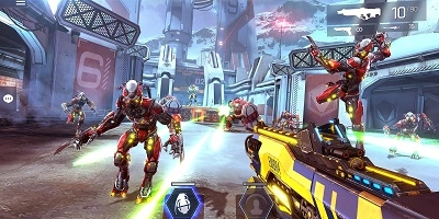shadowgun legends (bản mod apk)