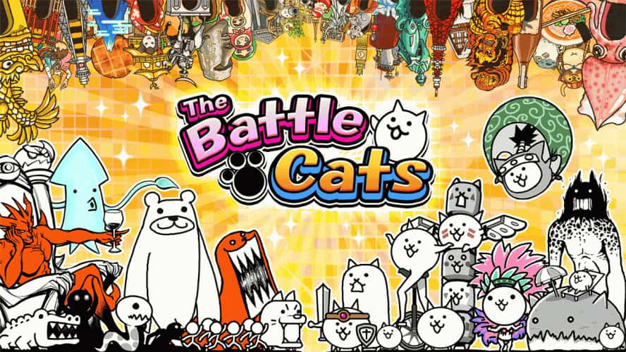 game battle cats