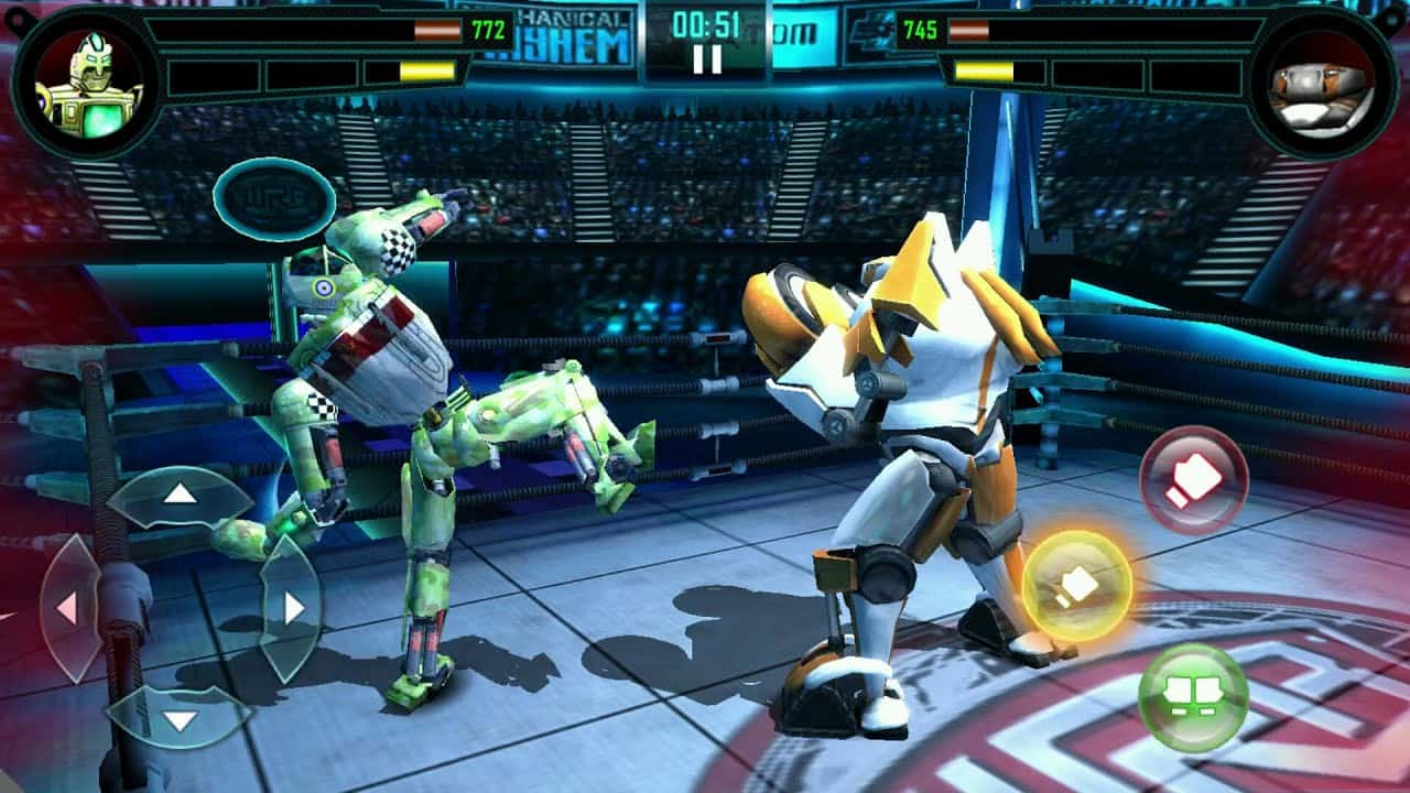 real steel boxing hack mod