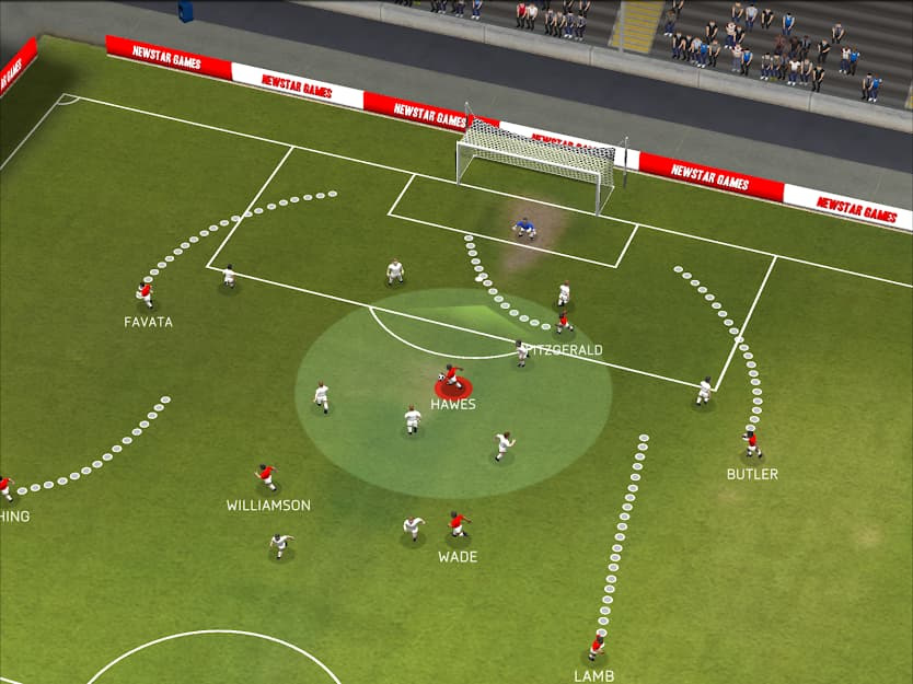 gameplay new star manager