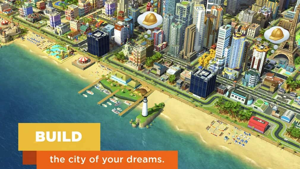 gameplay simcity buildit
