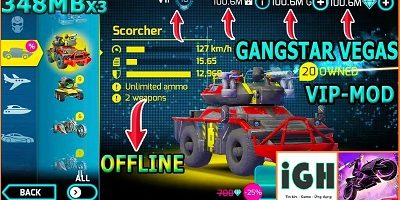 gangstar vegas hack igamehot