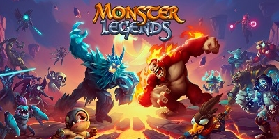monster legends mod apk - igamehot