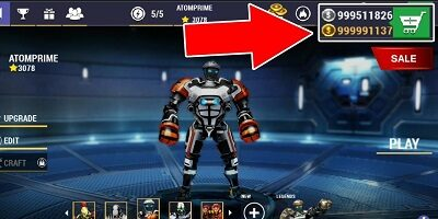 real steel boxing mod apk igamehot