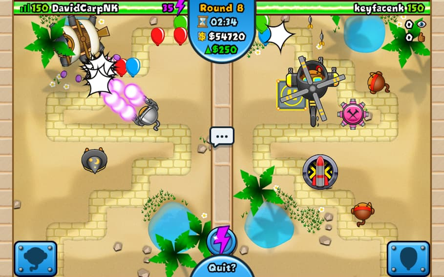tải game bloons td battles apk