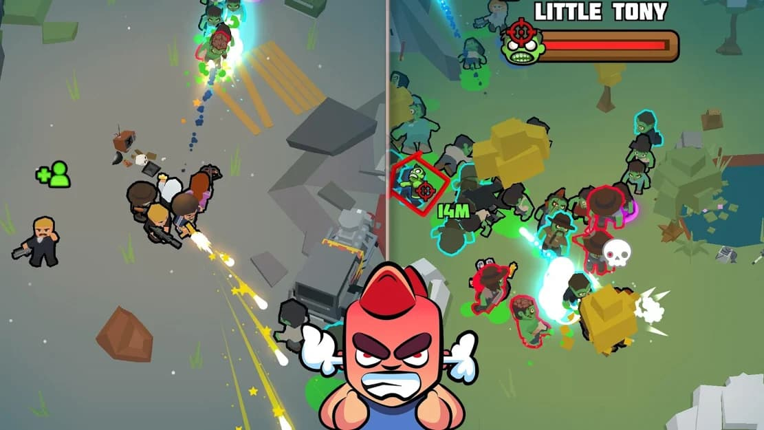 tải game zombie haters cho android