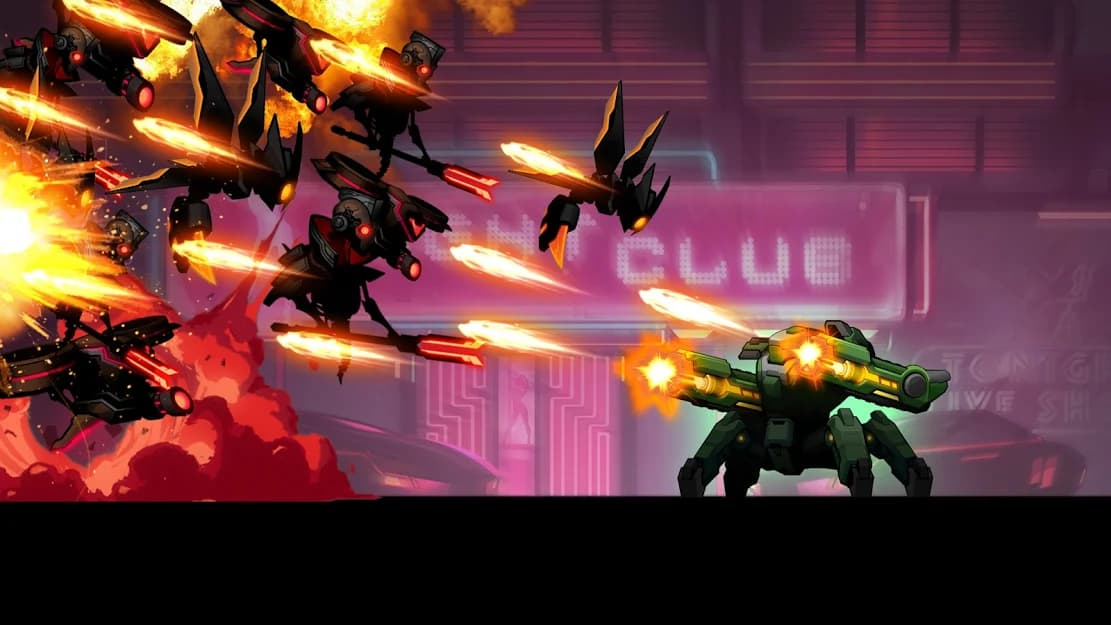 tai game cyber fighters apk