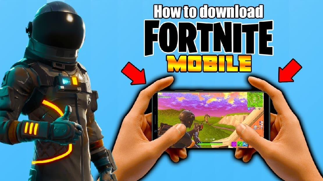cai dat Fortnite cho android