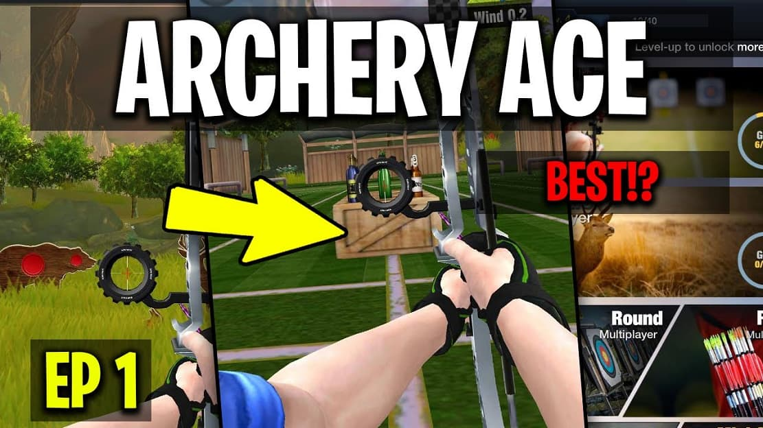 game archery ace