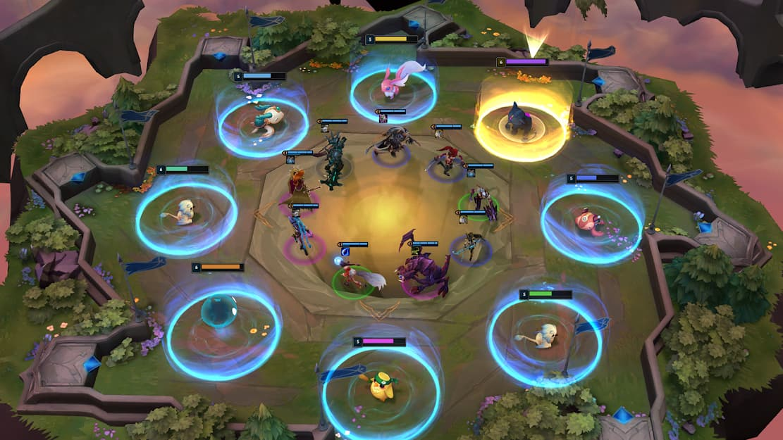 game tft mobile