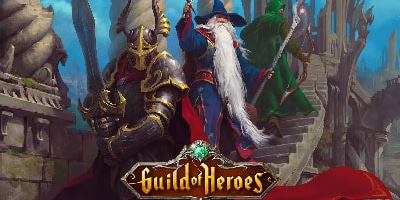 guild of heroes mod apk igamehot