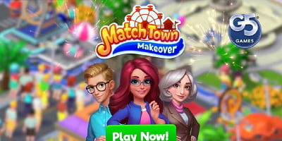 match town makeover apk - igamehot