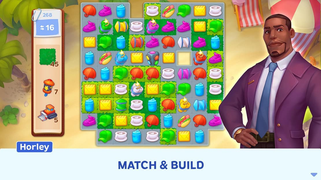 match town makeover hack