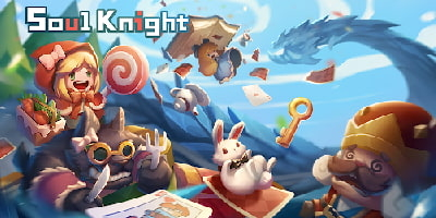 soul knight hack apk - igamehot