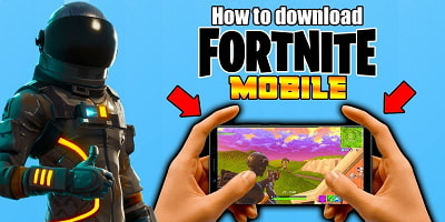 tai Fortnite mobile apk - igamehot