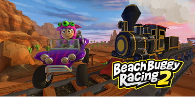 beach buggy racing 2 apk - igamehot