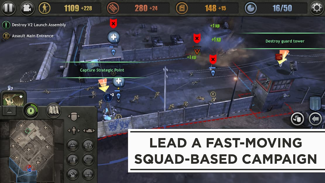 company of heroes apk obb