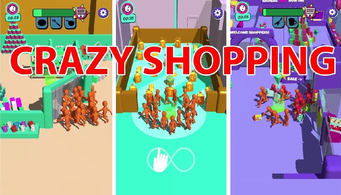 crazy shopping apk mod download