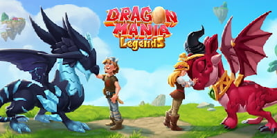 dragon mania legends apk mod - igamehot