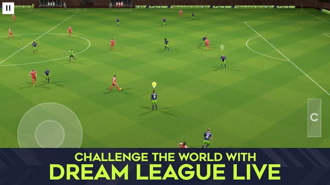 hack dream league soccer 2021 full vang