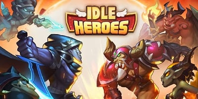 idle heroes apk - igamehot