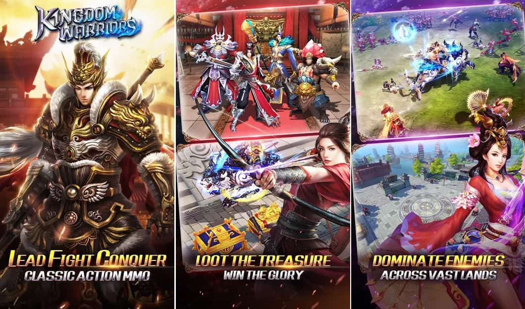 kingdom warriors apk