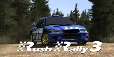 rush rally 3 apk - igamehot