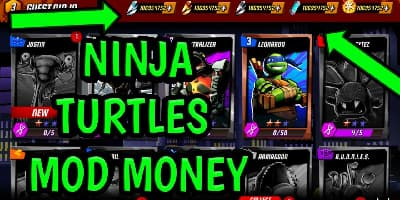 ninja turtles legends hack - igamehot