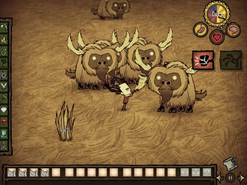 tai don't starve mod cho android