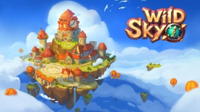 wild sky tower defense apk
