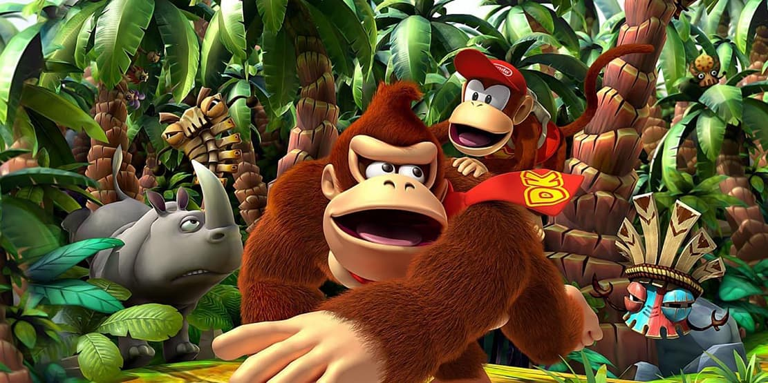 Donkey Kong Country Return 3D 3DS ROM