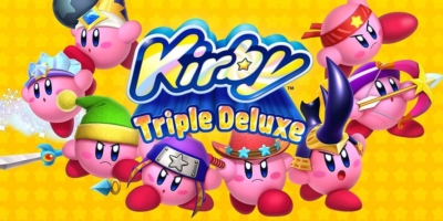 Kirby Triple Deluxe 3DS ROM