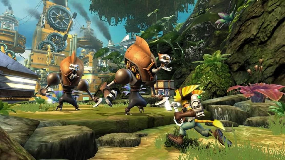 Ratchet & Clank Future: Tools of Destruction PS3 trên iGameHot