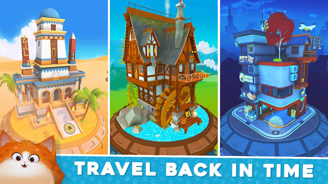 cats in time mod apk