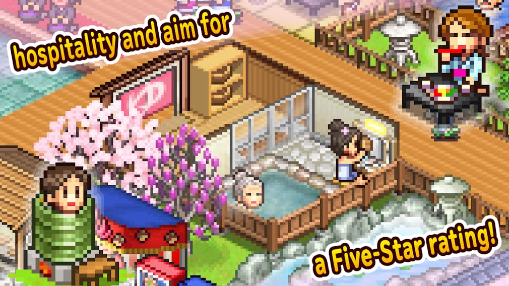 hot spings story 2 mod apk