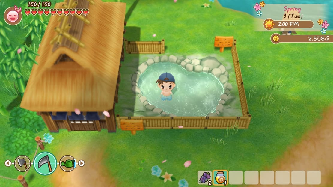 Story of Seasons 3ds cia
