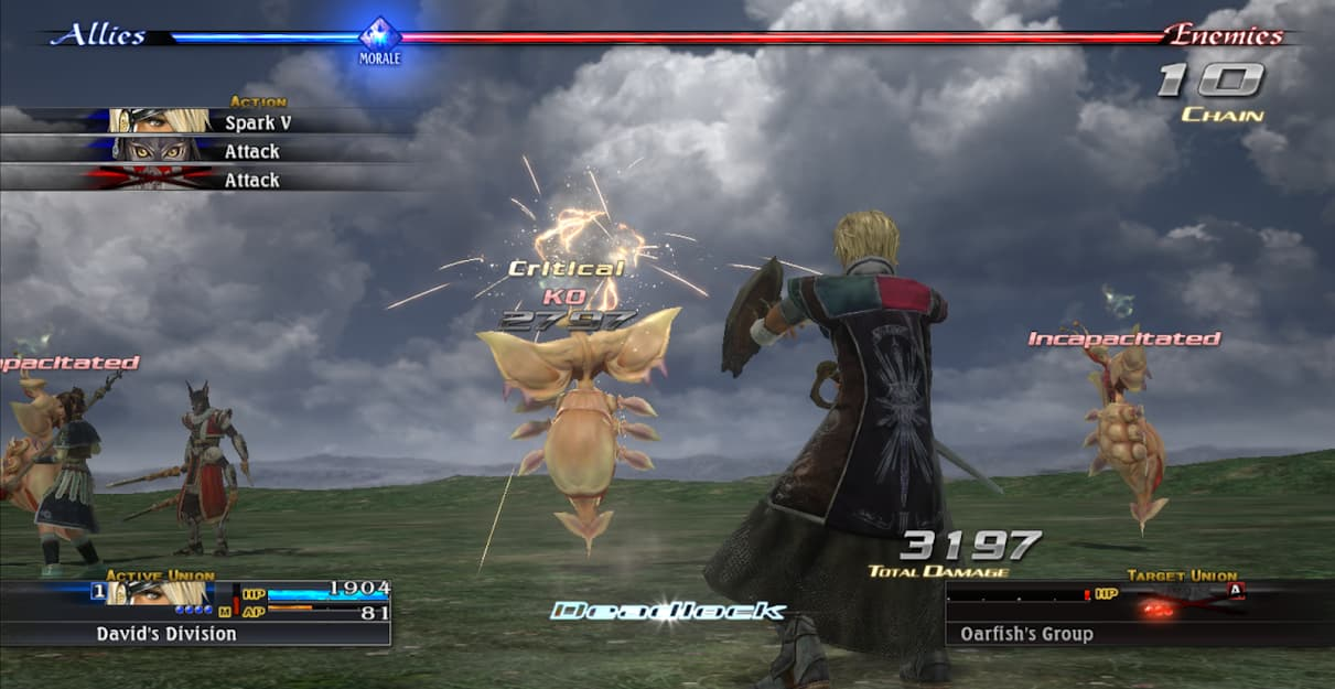 THE LAST REMNANT Remastered apk cho Android