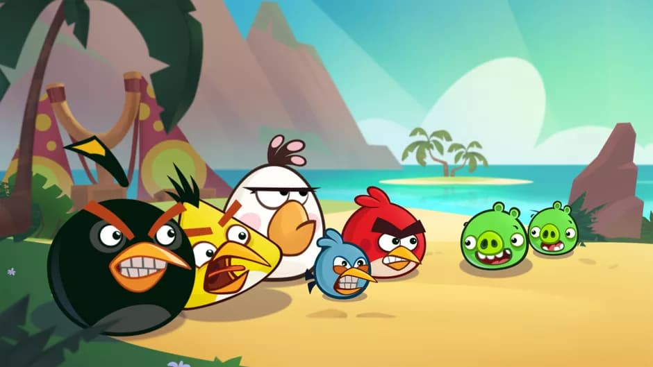 angry birds reloaded mod apk