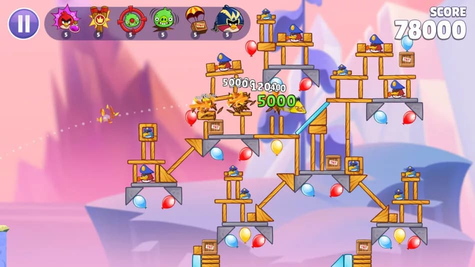 tai angry birds reloaded apk