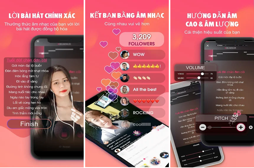 starmaker lite cho android