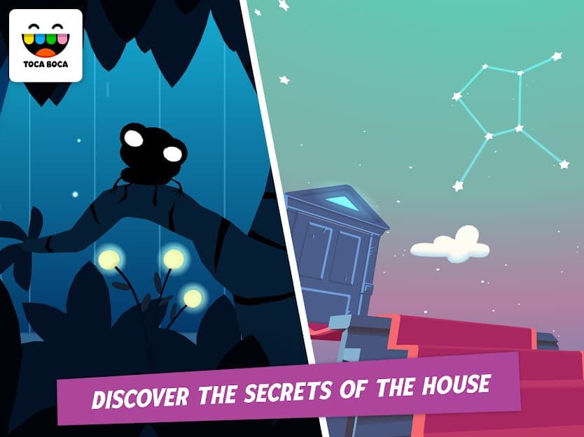 tải toca mystery house cho android