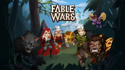 fable wars apk