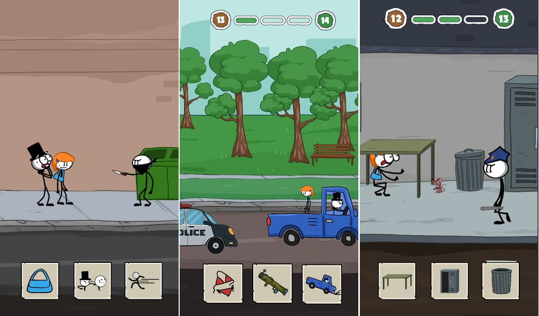 recues the lover mod apk